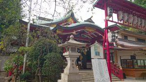 居木神社 拝殿