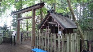 寶登山神社 奥宮 (2)
