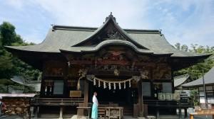 秩父神社 社殿