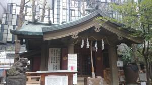 稲荷鬼王神社 社殿