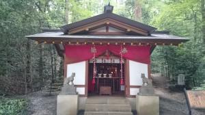 寶登山神社 宝玉稲荷神社