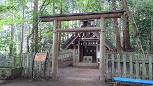 寶登山神社 奥宮 (4)