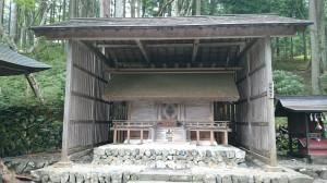 三峯神社 伊勢神宮