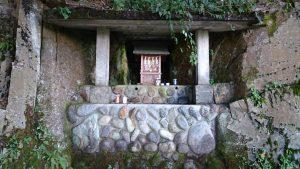 三峯神社 二ツ宮 祠