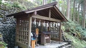 三峯神社 えんむすびの木 (2)