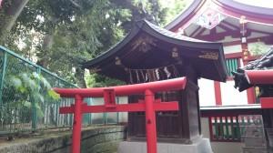 居木神社 厳島神社