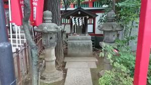 居木神社 小祠