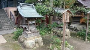 秩父神社 禍津日神社(禍津日神)