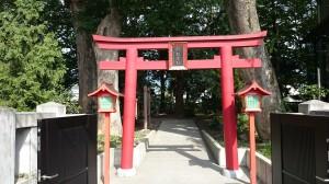 秩父神社 柞祖霊社 (1)