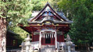 三峯神社 国常立神社