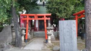 品川貴船神社 境内社