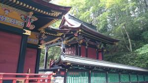 三峯神社 本殿 (2)