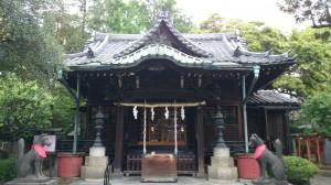 三圍神社(三囲神社)