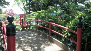 千束八幡神社 洗足池弁財天 (2)
