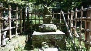 西向天神社 石仏