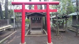井草八幡宮 末社