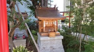 成子天神社 水神宮