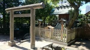 厳嶋神社(抜弁天) 社殿