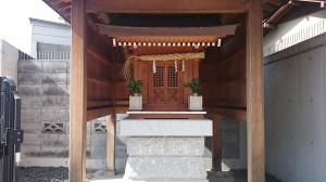 参宮橋 津島神社 (4)