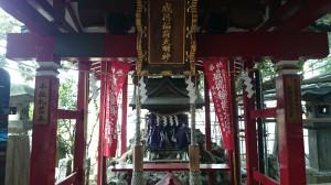 花園神社 威徳稲荷神社 (5)