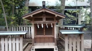 井草八幡宮 祓戸神社