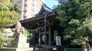 大森浅間神社 社殿
