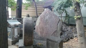 花園神社 芸能浅間神社 (3)