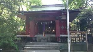 荒藺ヶ崎熊野神社