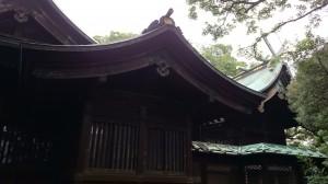 大井鹿嶋神社 本殿
