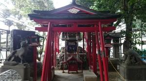 花園神社 威徳稲荷神社 (4)