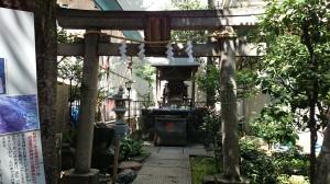 稲荷鬼王神社 三島神社(恵比壽神社)