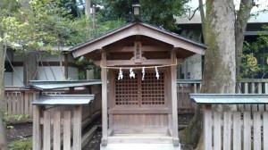 井草八幡宮 三宮神社