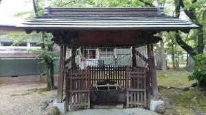 三圍神社(三囲神社) 手水舎