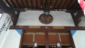 駒形諏訪神社 神紋