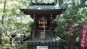 千束八幡神社 神明社