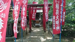 千束八幡神社 稲荷社