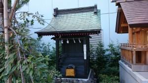 成子天神社 大鳥神社