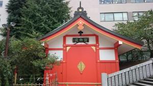 花園神社 宝物殿