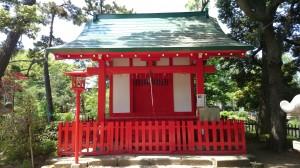 千束八幡神社 洗足池弁財天 (6)