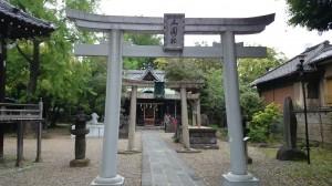 三圍神社(三囲神社) 二の鳥居