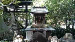 大宮八幡宮 多摩清水社 (2)