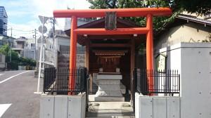 参宮橋 津島神社 (5)