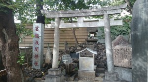 花園神社 芸能浅間神社 (2)