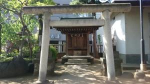 春日神社 稲荷神社