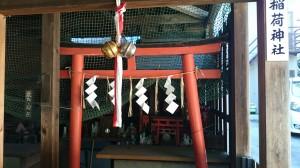 幡ヶ谷氷川神社 稲荷社