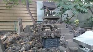 花園神社 芸能浅間神社 (6)