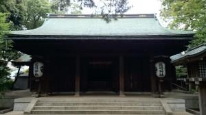 大井鹿嶋神社