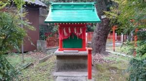 三圍神社(三囲神社) 末社 (2)