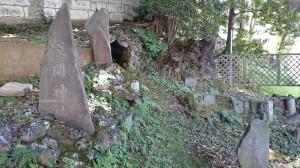 西向天神社 東大久保富士 (3)