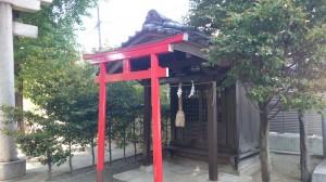 大森浅間神社 稲荷社